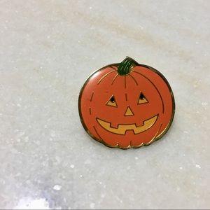 Vintage Halloween 🎃 pumpkin pin
